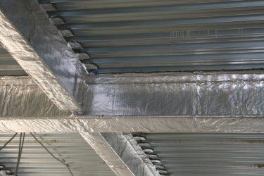 Конструктивная огнезащита металлических конструкций