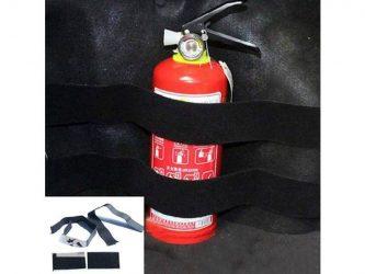 Держатель для огнетушителя в машину