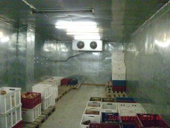 Пожарная сигнализация в холодильных камерах